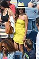 eva longoria cheers serena williams us open 09