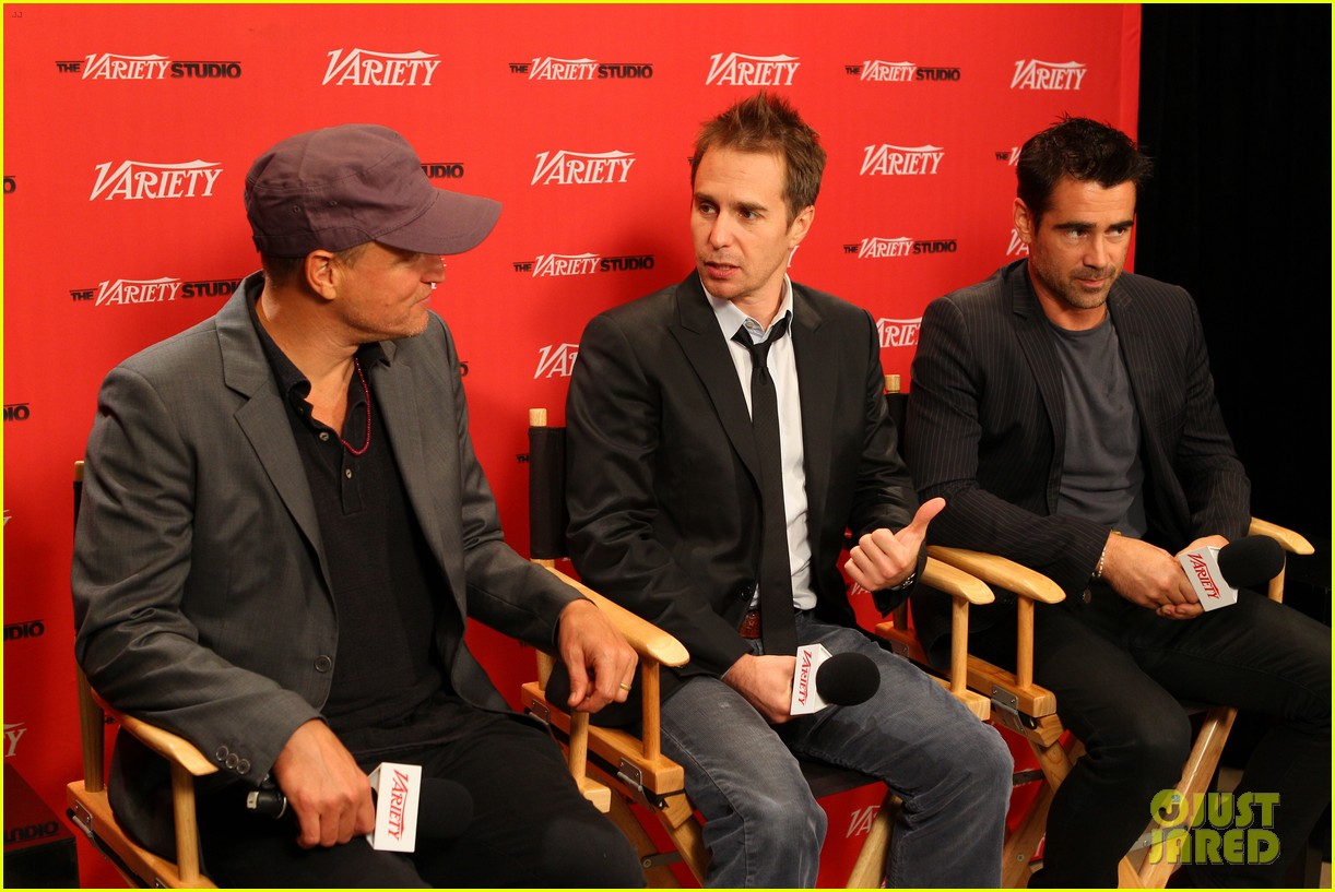 colin farrell seven psychopaths at variety studio 072717811