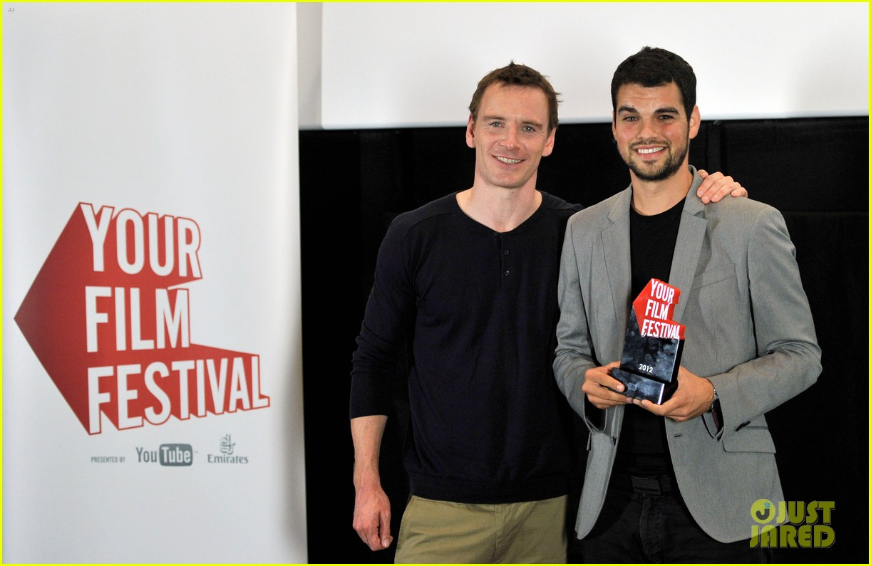 michael fassbender youtube your film festival awards 06