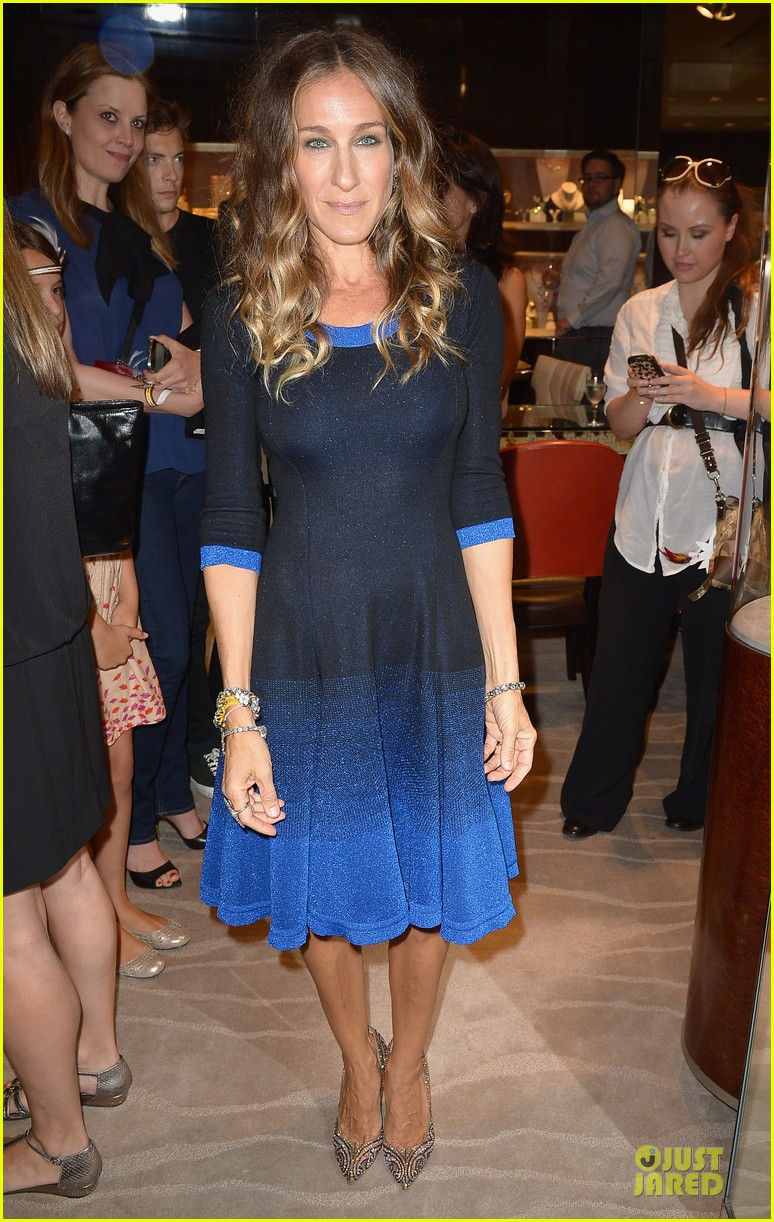 sarah jessica parker fred leighton fno new 012716111