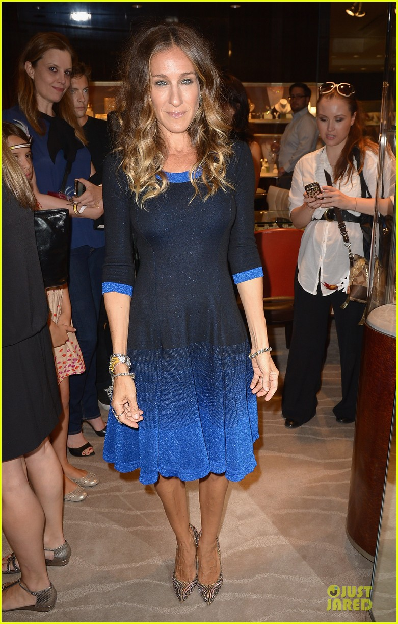 sarah jessica parker fred leighton fno new 082716118