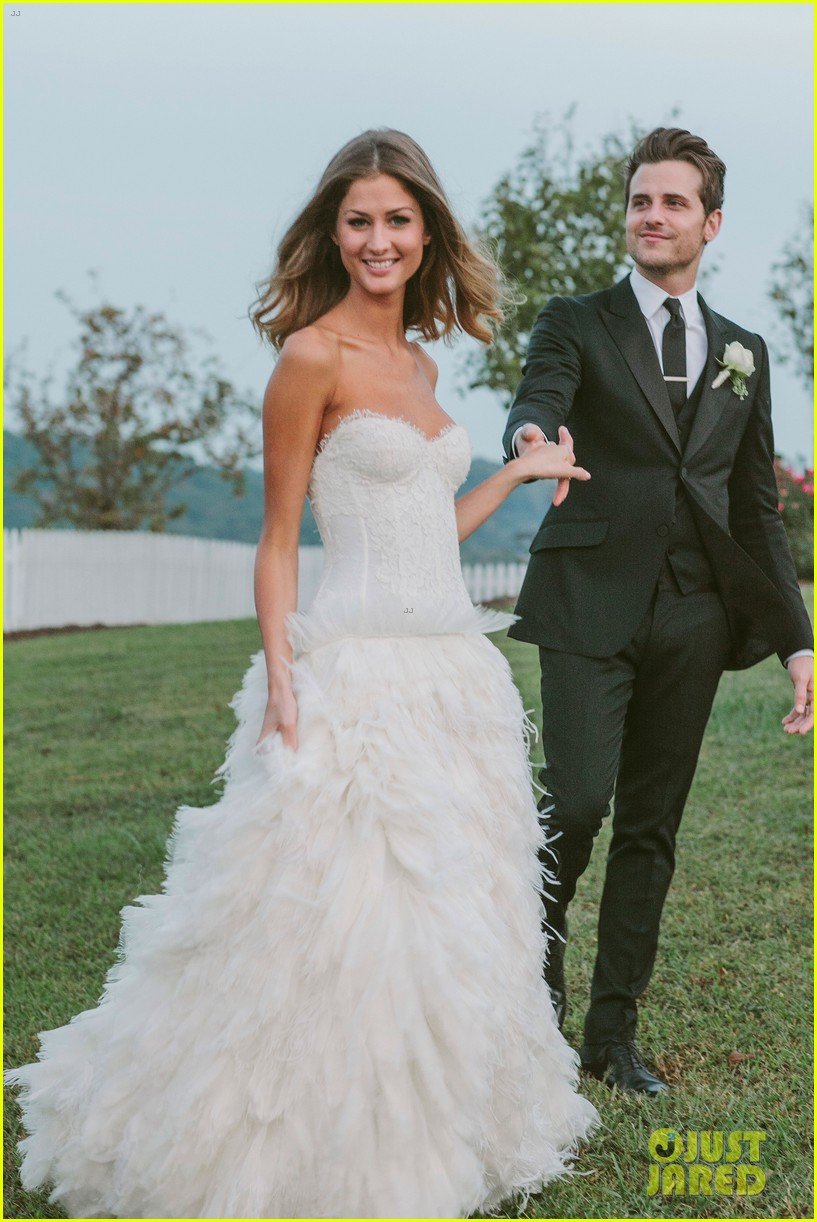 jared followill martha patterson first wedding photo 02