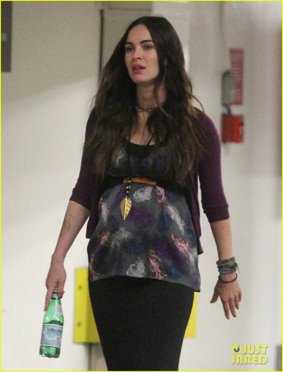 megan fox doctors appointment with brian austin green 022718653