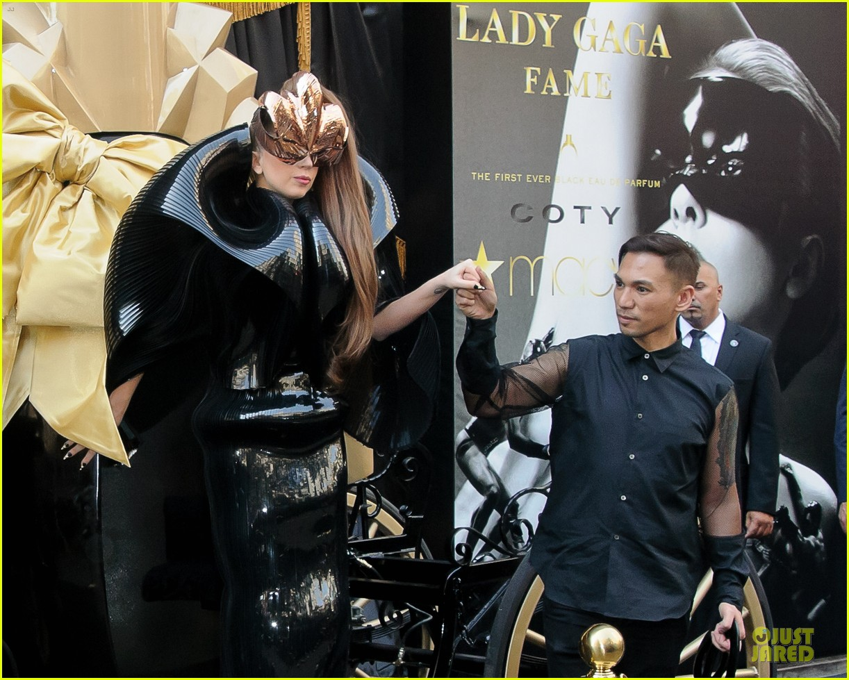 lady gaga macys fame launch 192721946