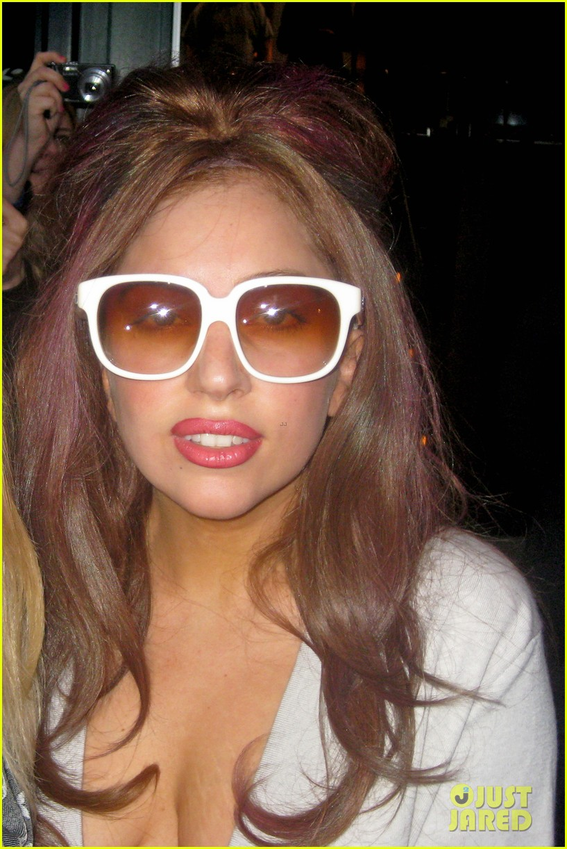 lady gaga bares underwear clad body for little monsters 122728339