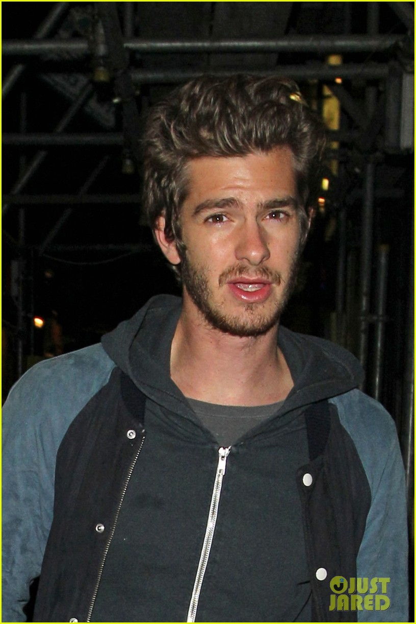 andrew garfield emma stone low profile in london 022729086