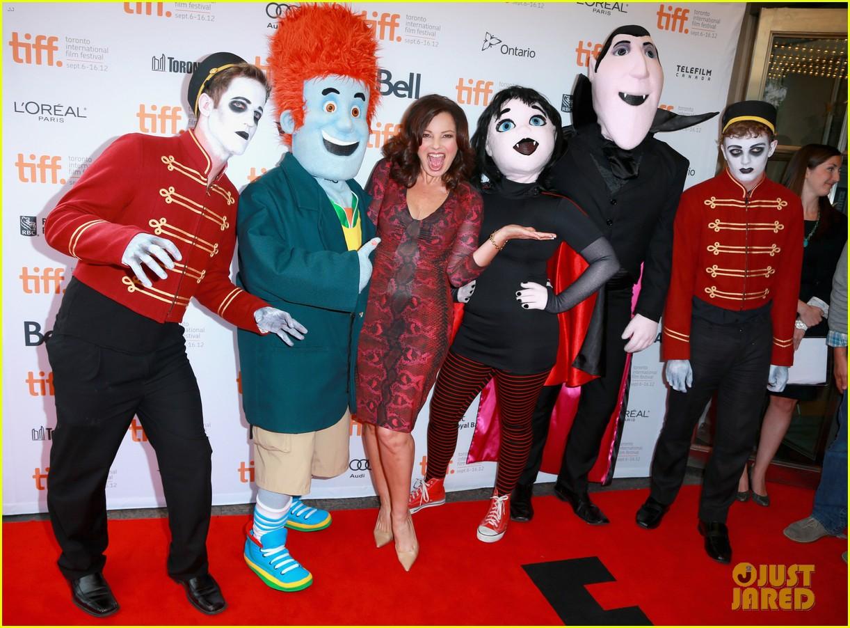 Selena Gomez Hotel Transylvania Premiere With Justin Biebers