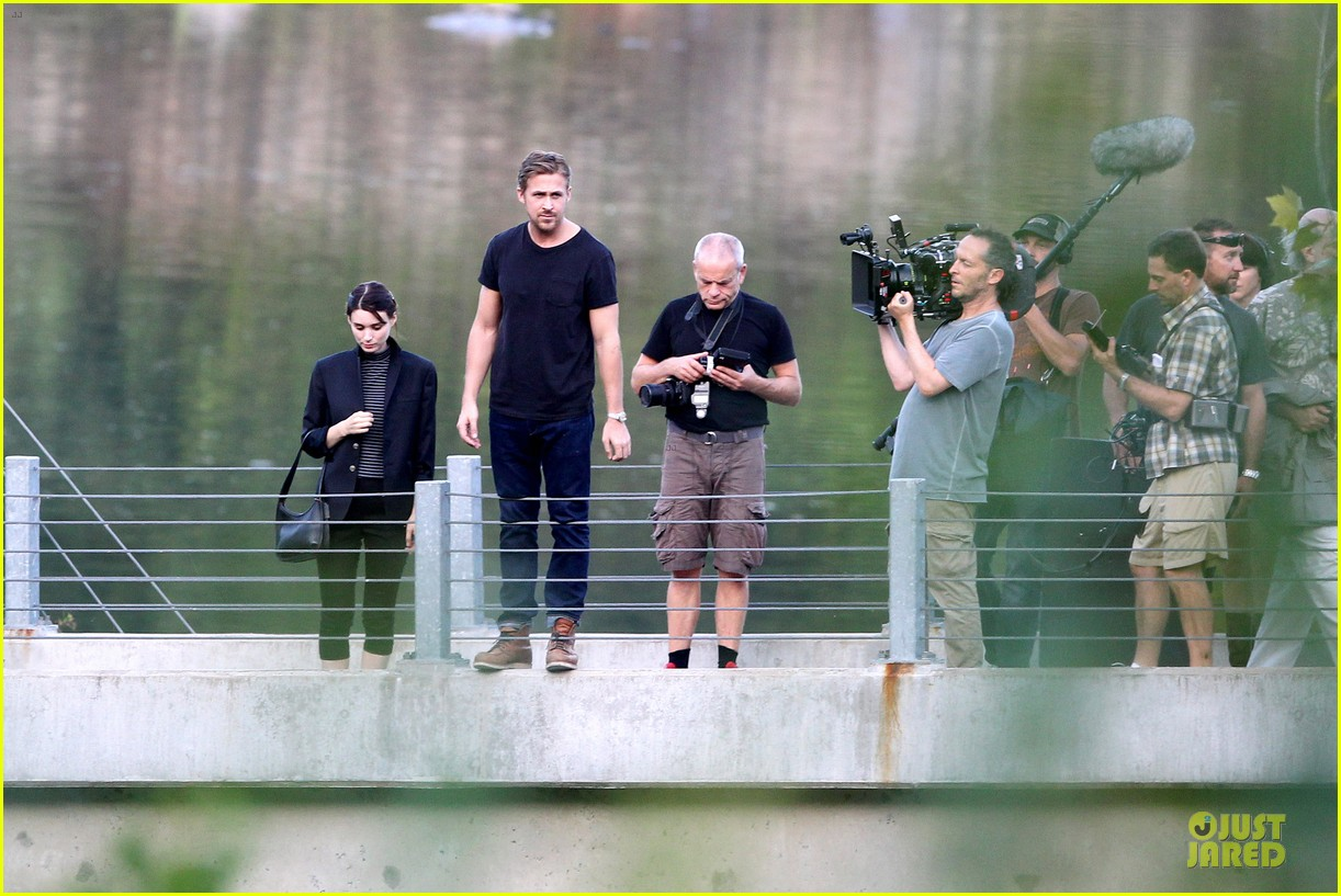 ryan gosling rooney mara untitled terrence malik project set 072727563