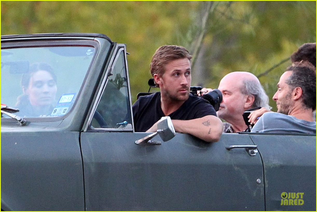 ryan gosling rooney mara untitled terrence malik project set 092727565