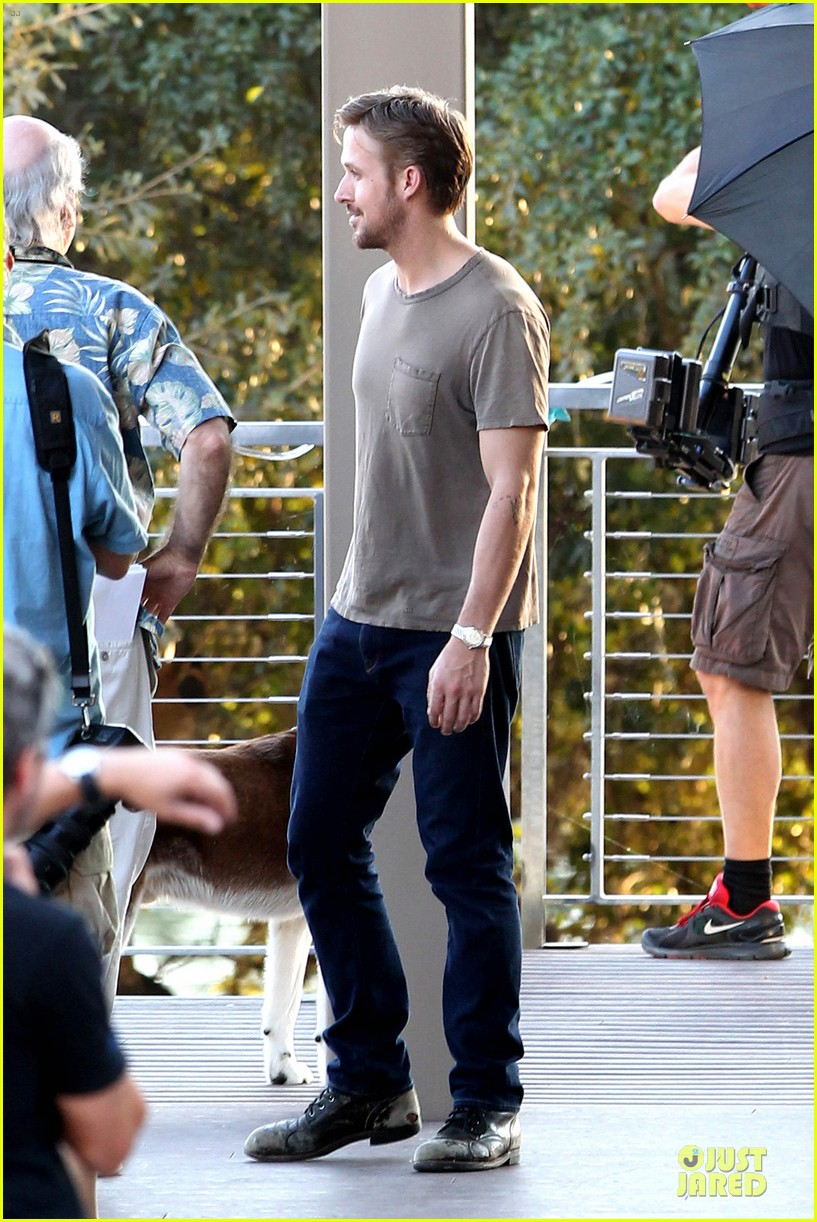 ryan gosling rooney mara untitled terrence malik project set 242727580