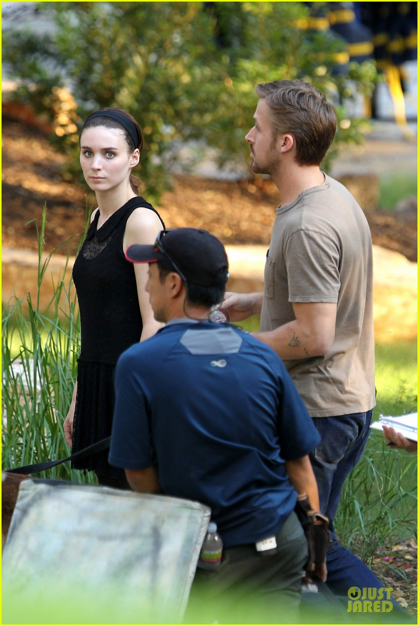 ryan gosling rooney mara untitled terrence malik project set 312727587