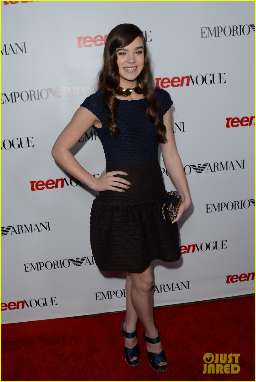 hailee steinfeld lucy hale vogue young hollywood party 012729770