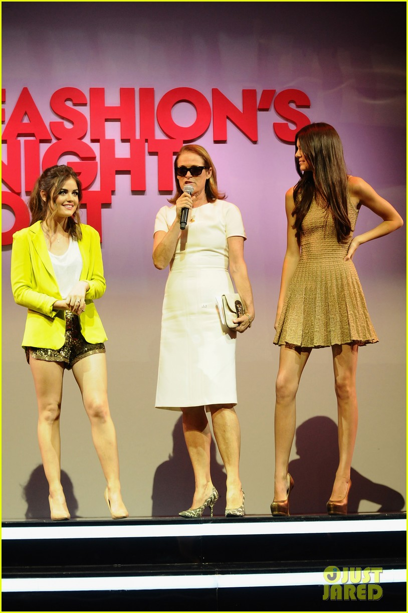 lucy hale beverly center fashions night out 032716349