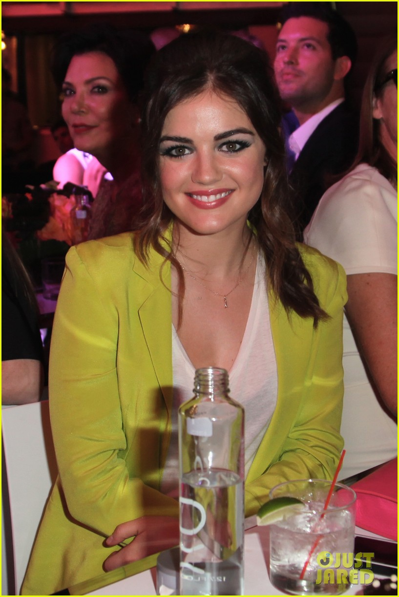 lucy hale beverly center fashions night out 042716350