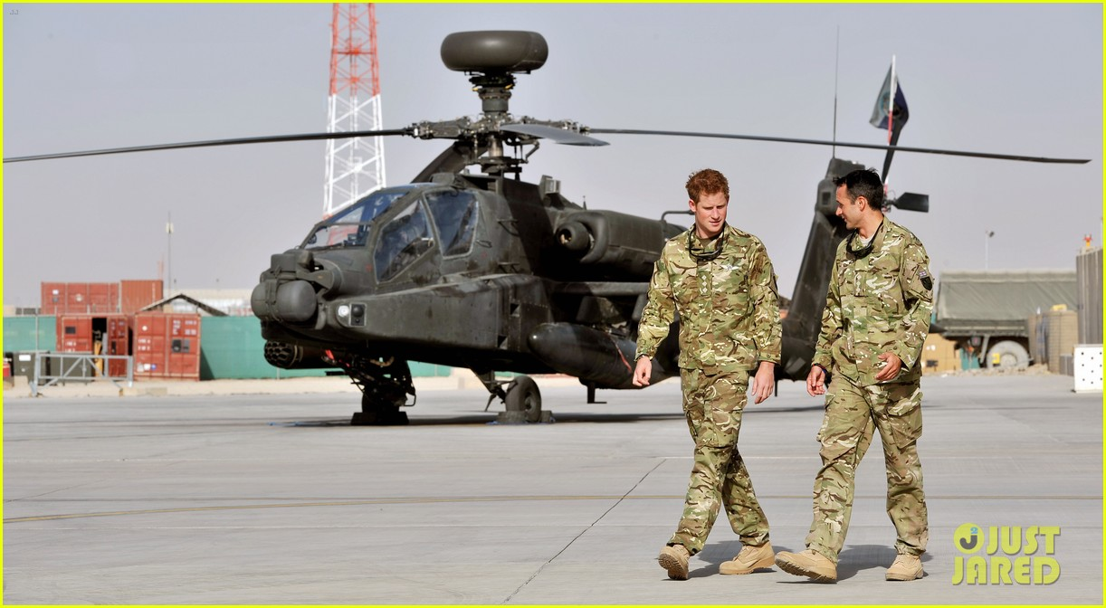prince harry deployed afghanistan 042716236