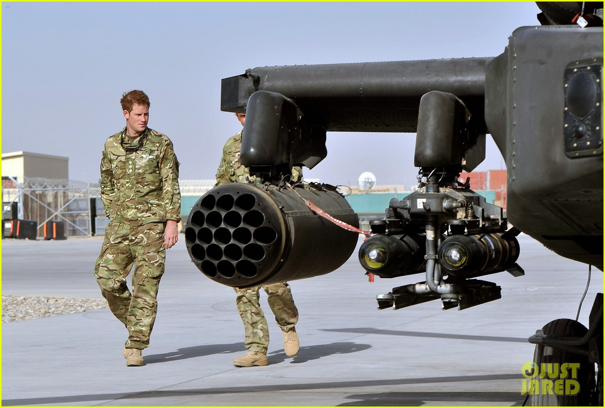 prince harry deployed afghanistan 05