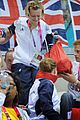 prince harry paralympics swimming spectator 50