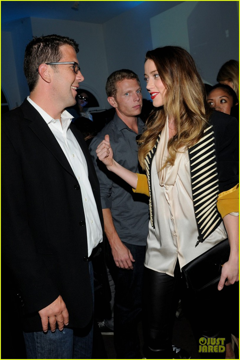 amber heard live in color event 142730085