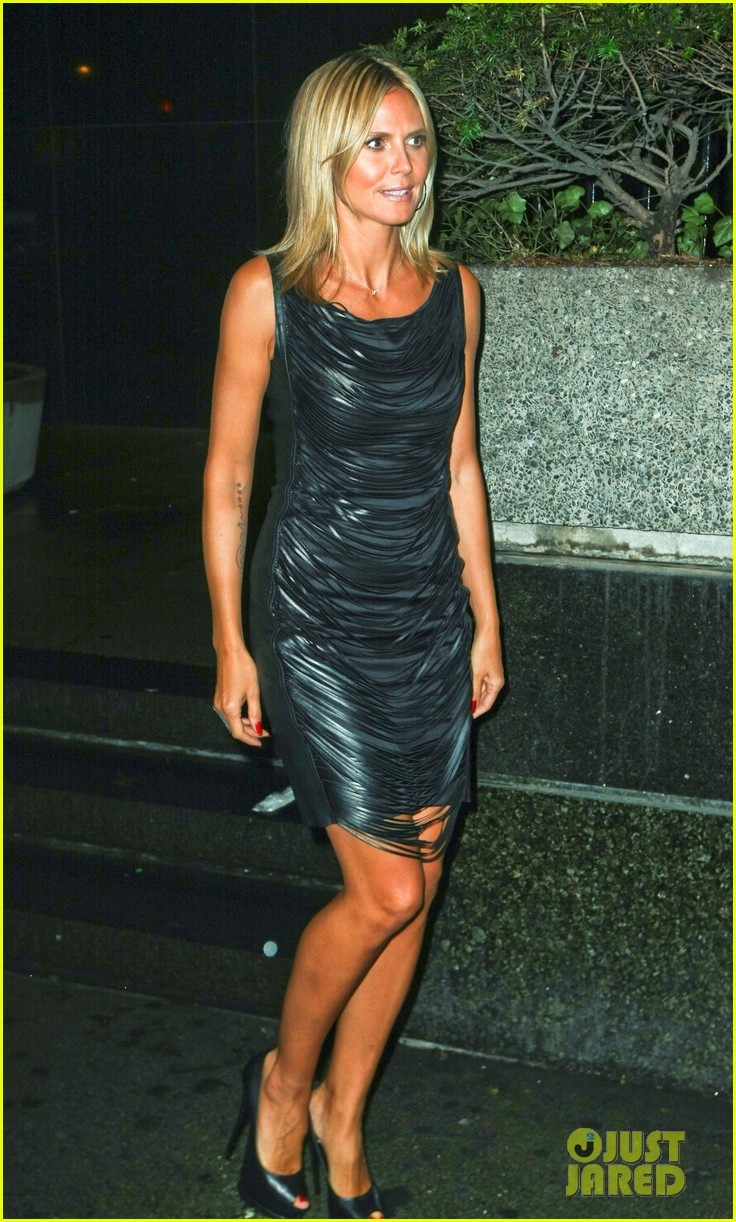 heidi klum christian siriano boutique opening 22