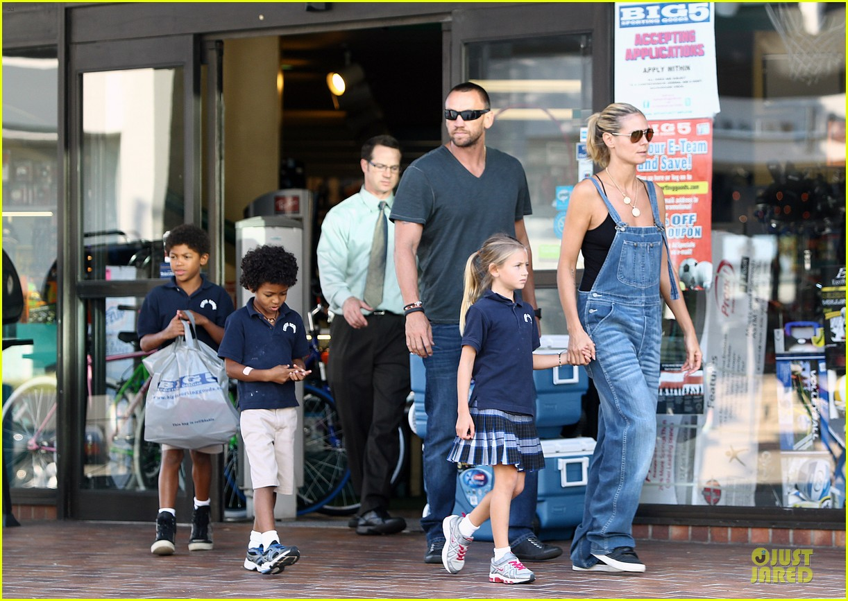 heidi klum big five sporting goods kids 03