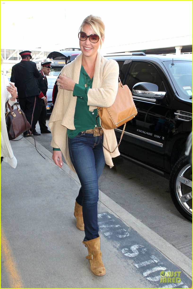 katherine heigl lax departure with mom 062718956