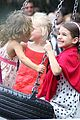 suri cruise katie holmes little red riding hood 37