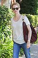 january jones runs errands santa monica 13