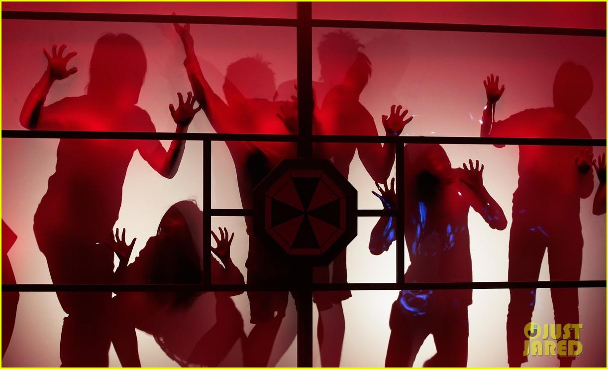 milla jovovich resident evil retribution japan premiere 182713419