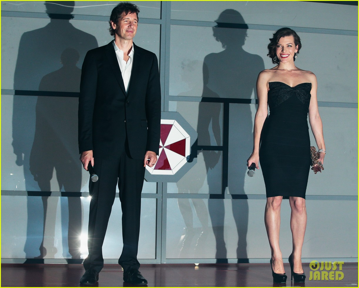 milla jovovich resident evil retribution japan premiere 202713421