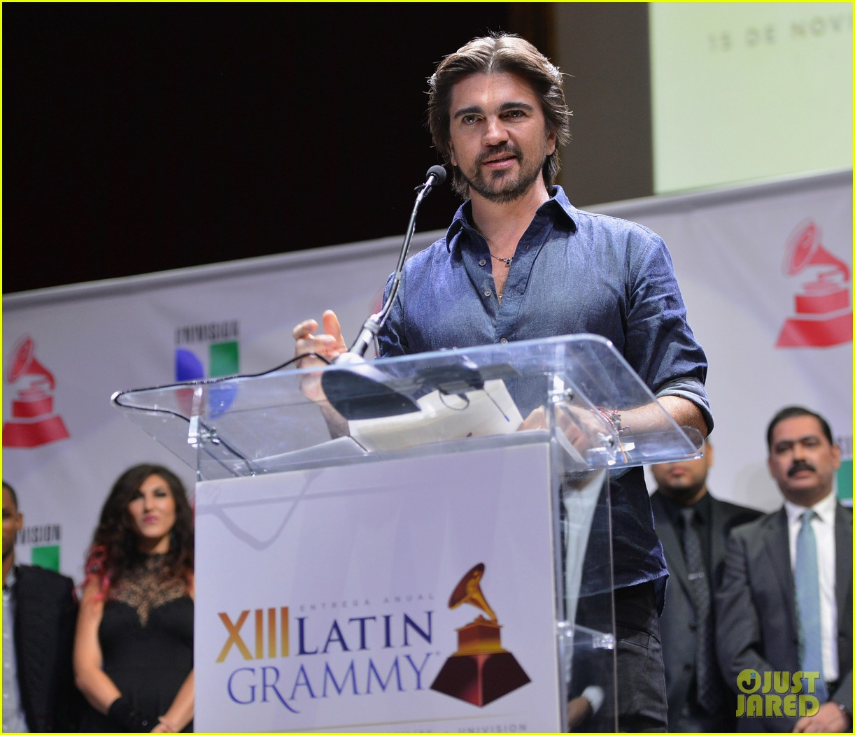 juanes latin grammys nominations announcement 092728993