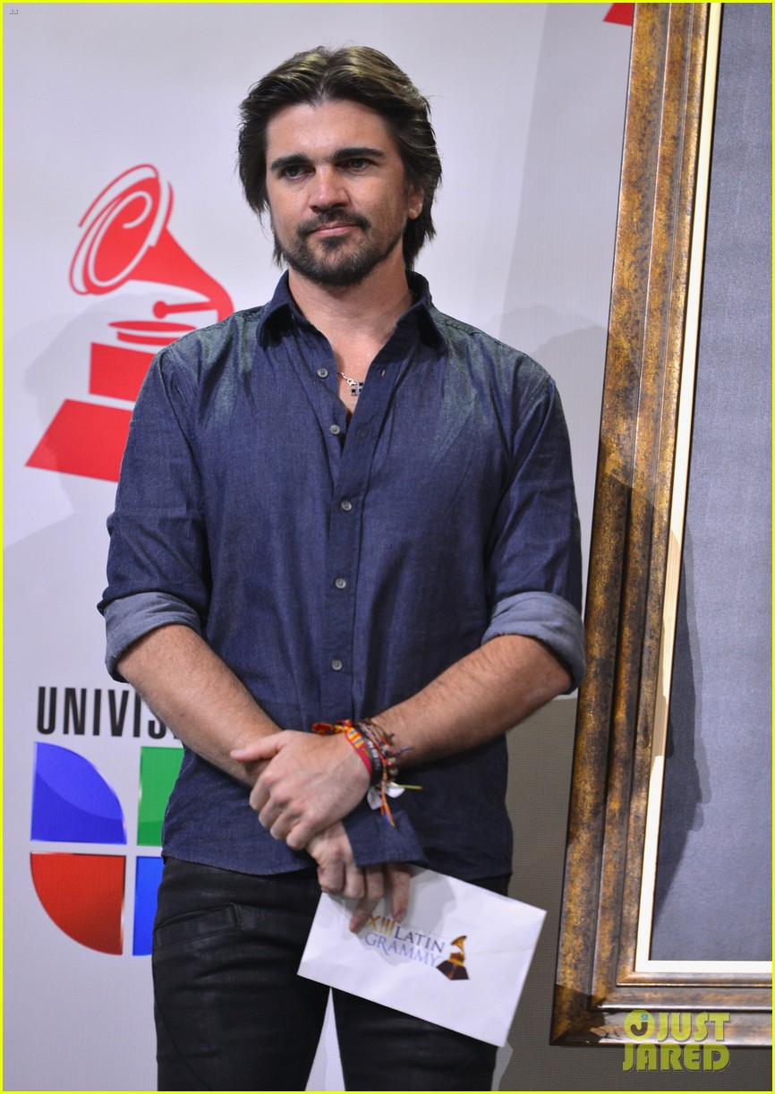 juanes latin grammys nominations announcement 102728994