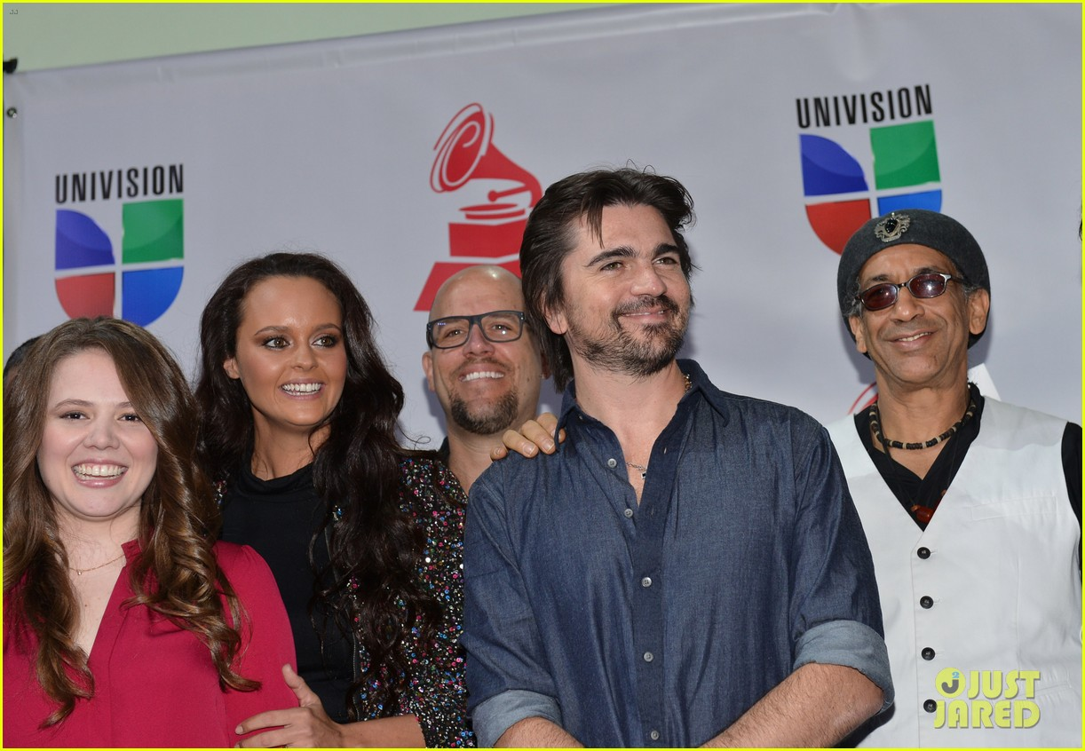 juanes latin grammys nominations announcement 152728999
