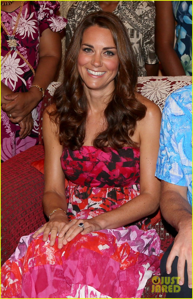 duchess kate prince william governors general house visit 022722879