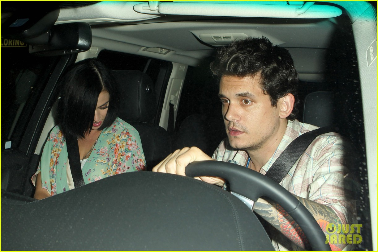 katy perry john mayer little door restaurant 13