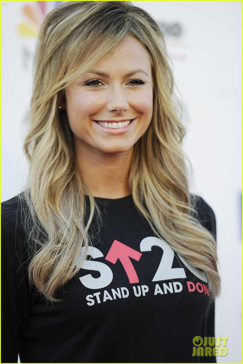 stacy keibler minka kelly stand up to cancer telecast 022716951