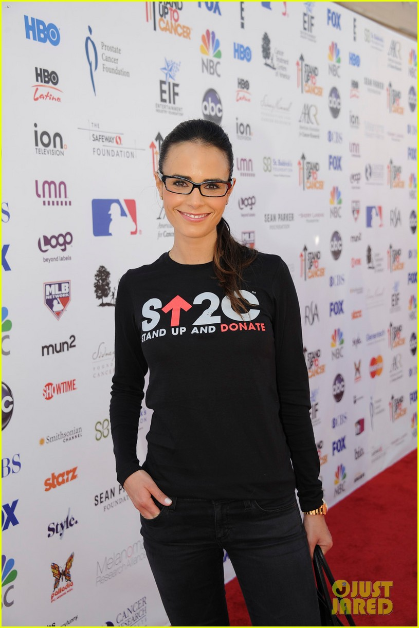 stacy keibler minka kelly stand up to cancer telecast 042716953