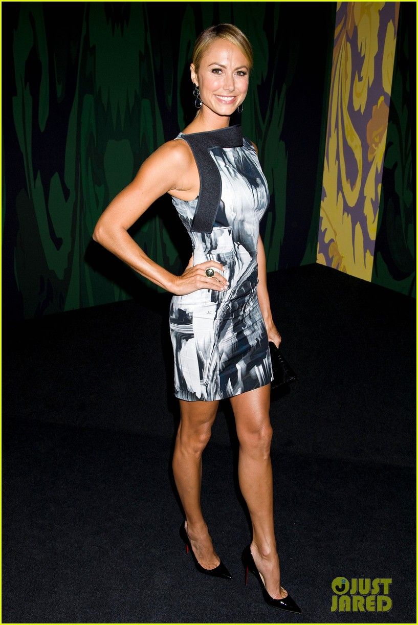 Have Stacy keibler leg muscles does plan?