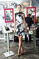 stacy keibler vera wang fashion show cvs event 06