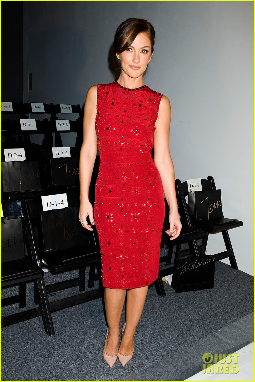 minka kelly jordana brewster fashion week shows 01