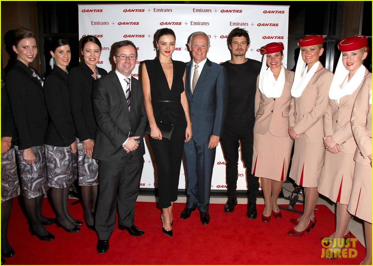miranda kerr orlando bloom qantas emirates partner up 042715548