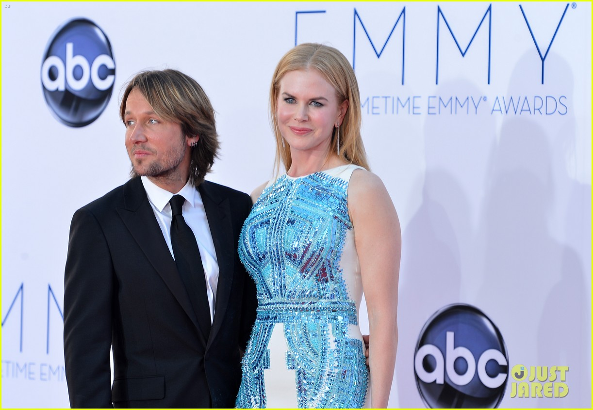 nicole kidman keith urban emmy awards 2012 032727227