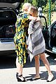 jaime king shopping salon visit 05