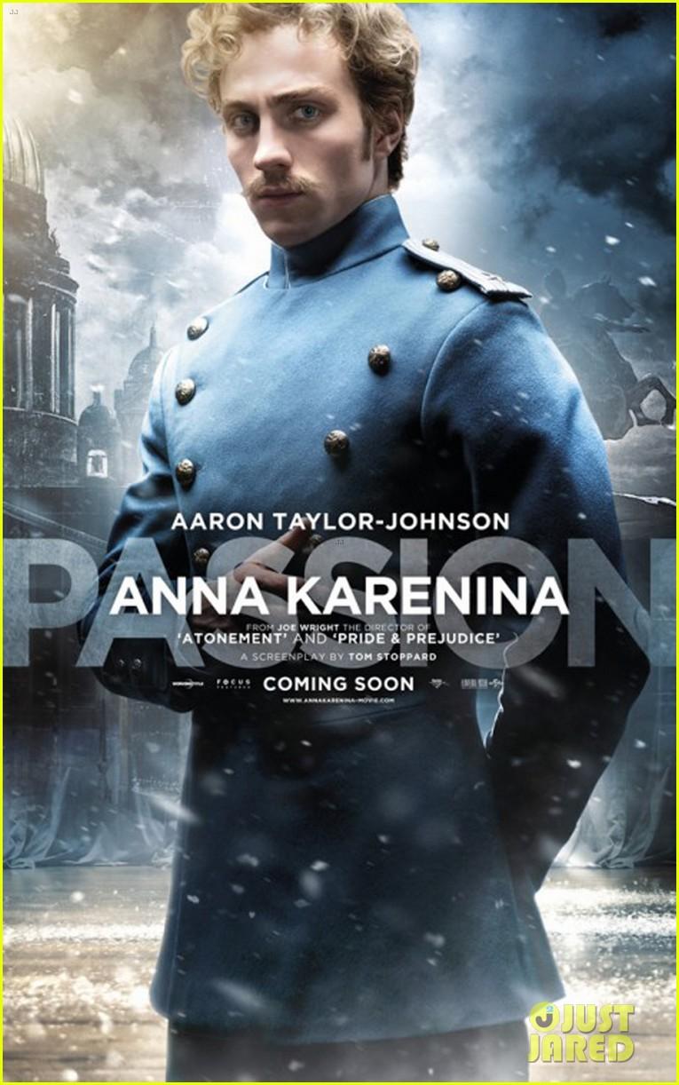 knightly anna karenina poster 012712333