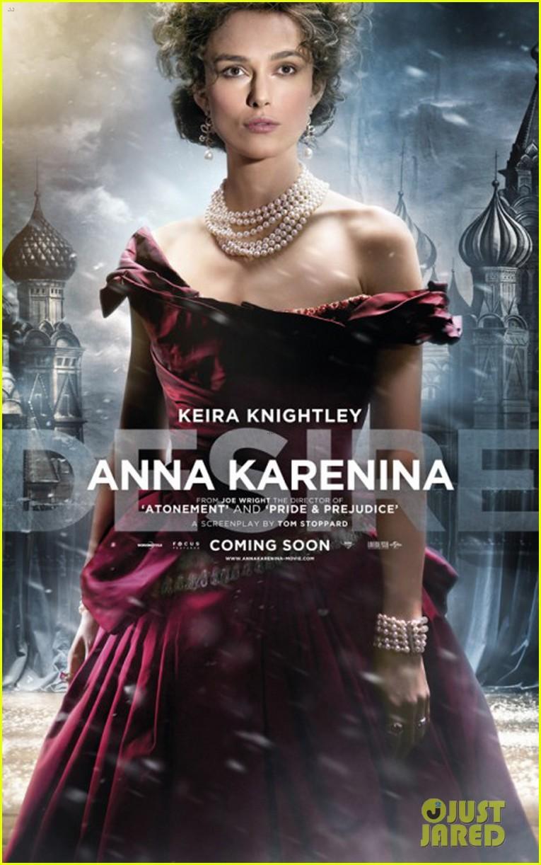 knightly anna karenina poster 022712334