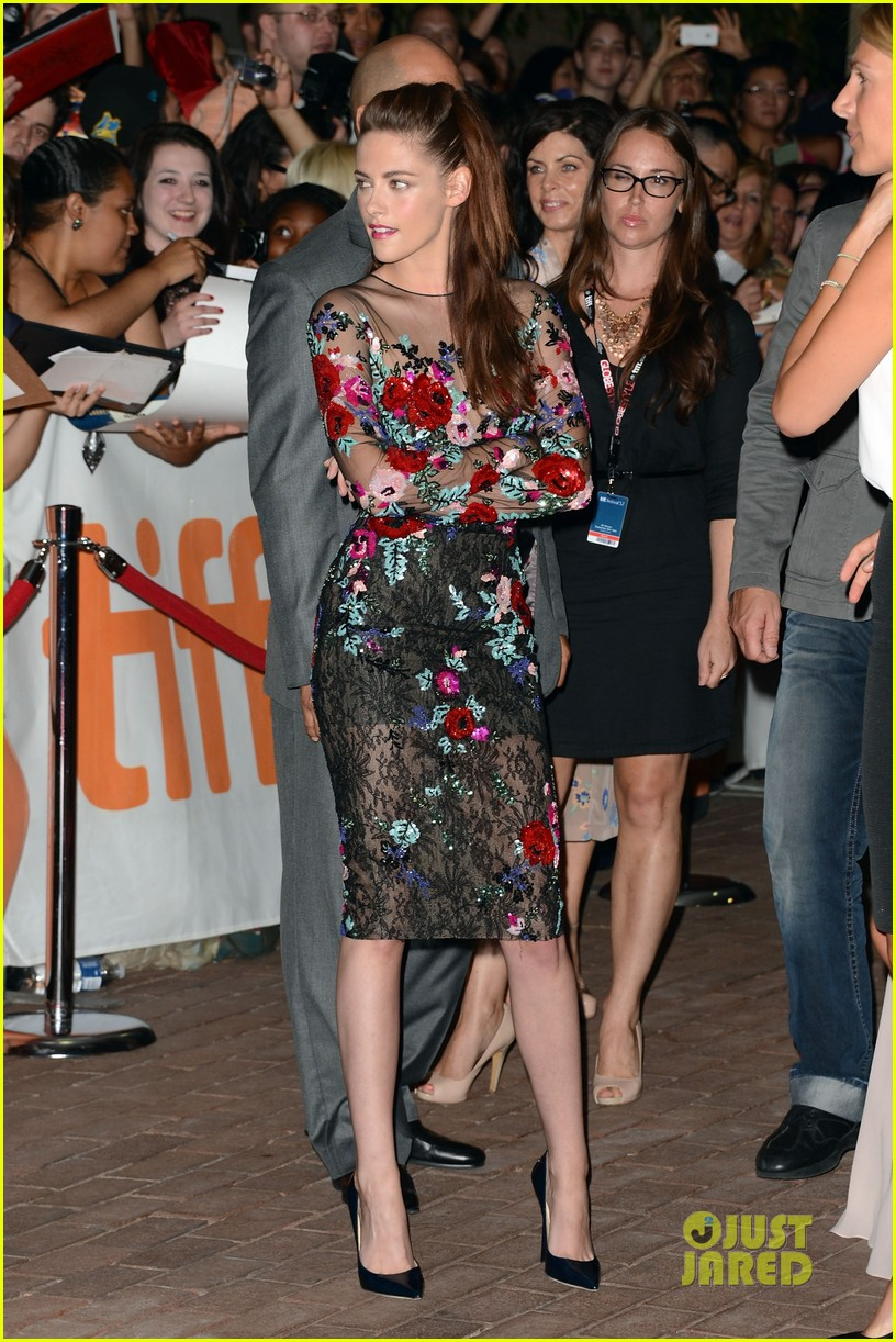 kristen stewart on the road premiere tiff 032715716