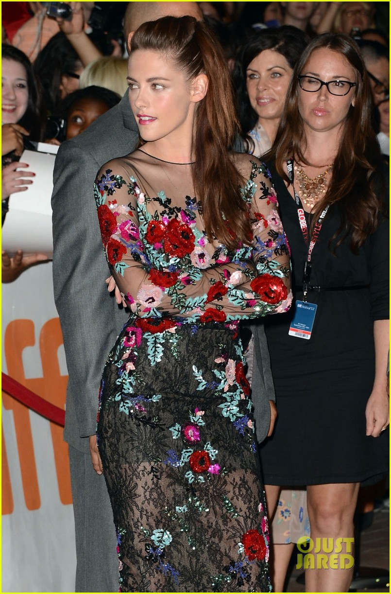 kristen stewart on the road premiere tiff 052715718