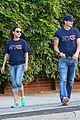 ashton kutcher mila kunis chicago bears couple 12