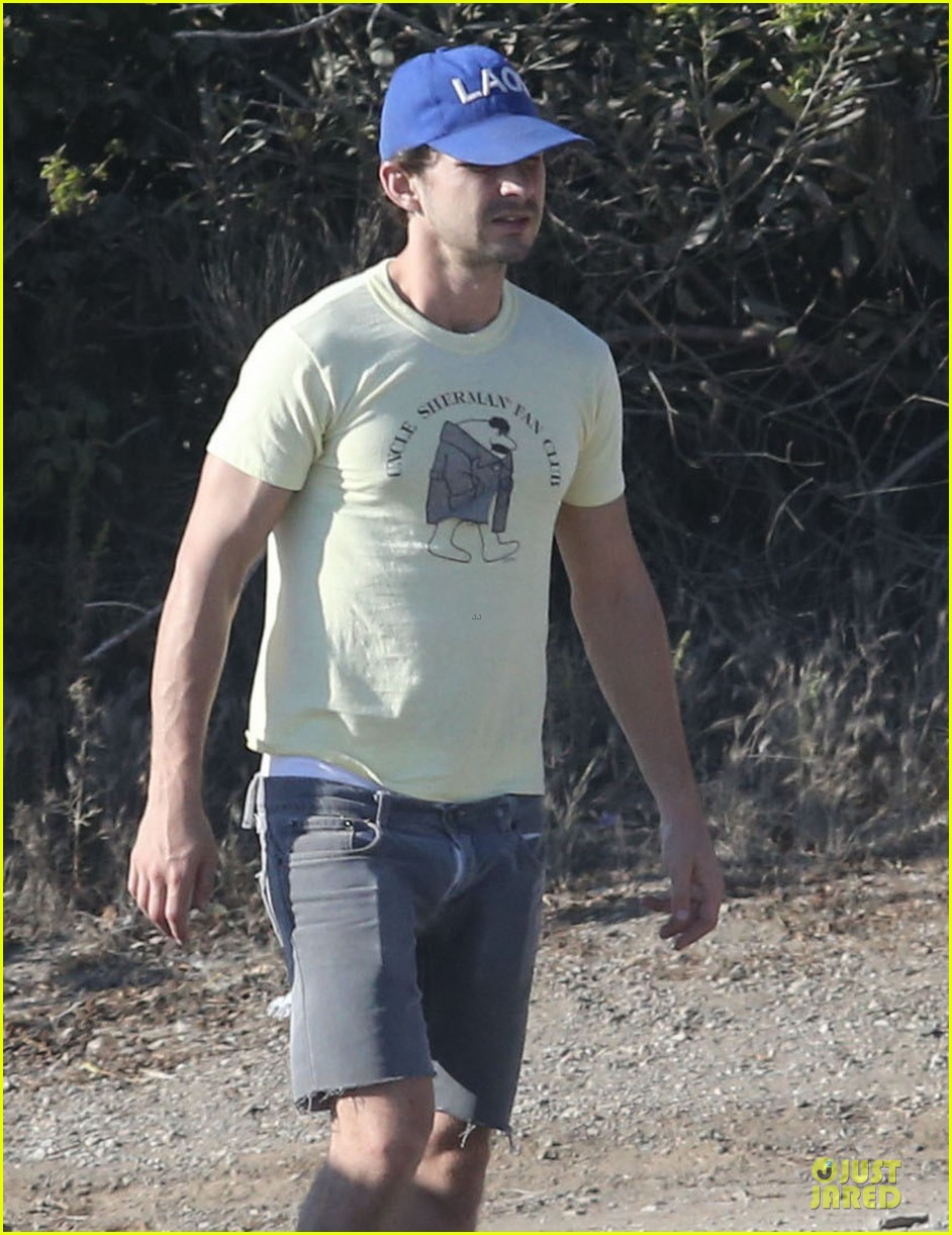 shia labeouf human gps in sherman oaks 072730860