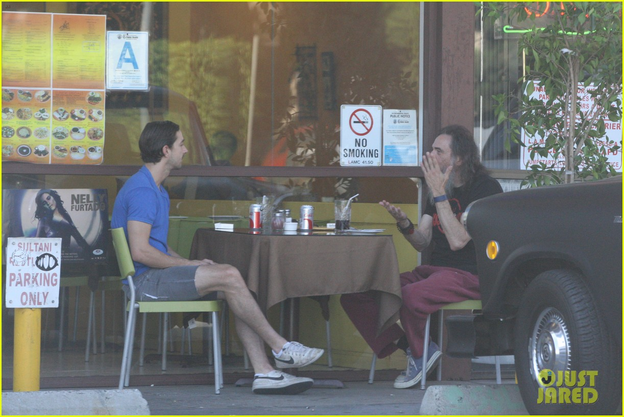labeouf lunch 052730261