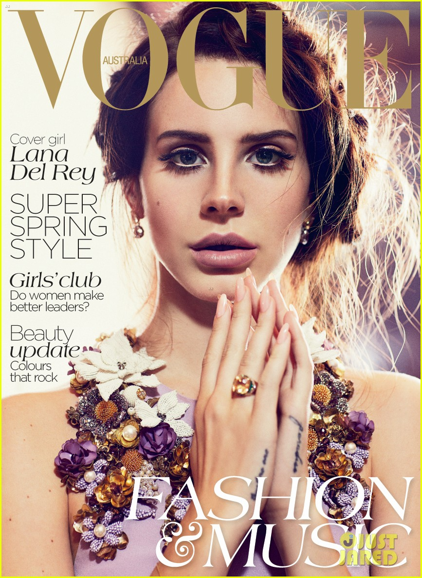 lana del rey covers vogue australia october 2012 012713597